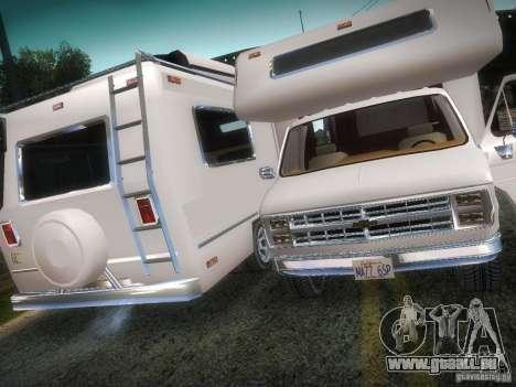 Journey für GTA San Andreas Innenansicht