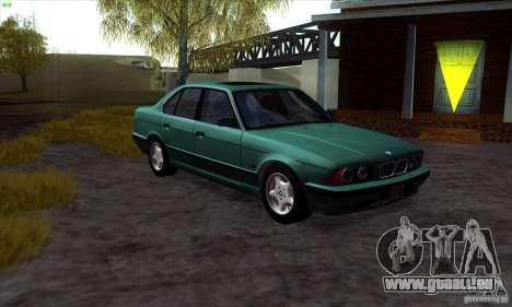 BMW 525 (E34) für GTA San Andreas