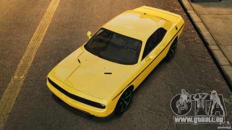 Dodge Challenger SRT8 392 2012 für GTA 4