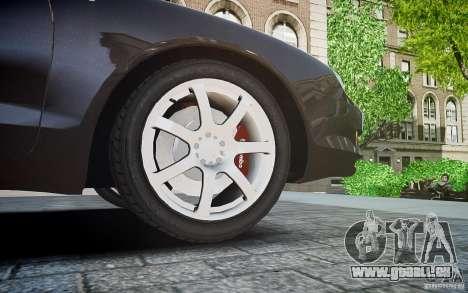 Toyota Celica GT-FOUR pour GTA 4 Salon