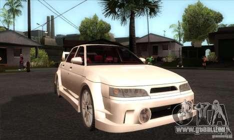 VAZ 2110 WRC für GTA San Andreas