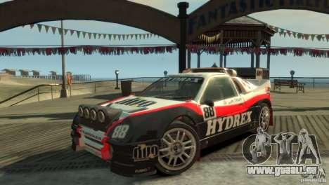 Ford RS200 Evolution Rallycross pour GTA 4