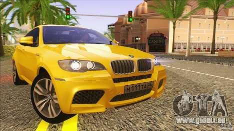 BMW X6M E71 v2 für GTA San Andreas
