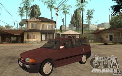 Opel Astra SW 1.6 1994 pour GTA San Andreas