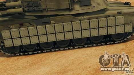 M1A2 Abrams pour le moteur de GTA 4