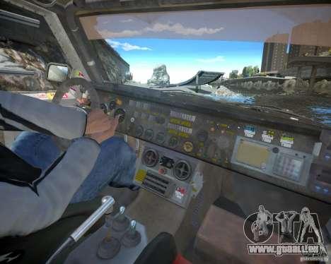 Mitsubishi Pajero Proto Dakar EK86 für GTA 4 obere Ansicht