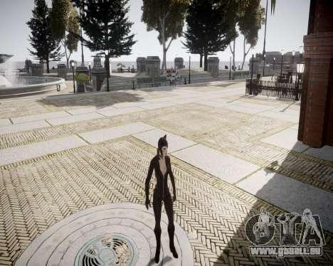 Catwoman v2.0 pour GTA 4 quatrième écran