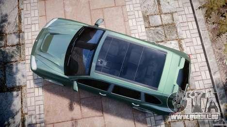 Porsche Cayenne Turbo S 2009 Tuning für GTA 4 rechte Ansicht