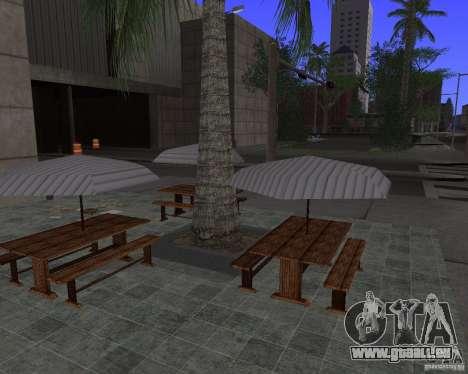 Nouveaux modèles de loisirs pour GTA San Andreas