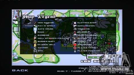 HUD by Mr.Shadow pour GTA San Andreas quatrième écran