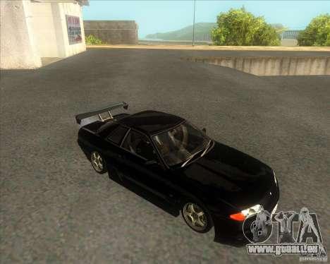 Nissan Skyline R32 GTS-T type-M pour GTA San Andreas vue de droite