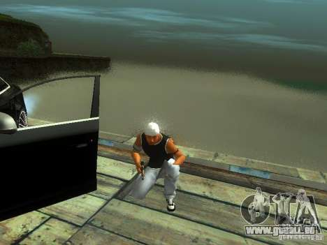 Garçon au FBI 2 pour GTA San Andreas quatrième écran