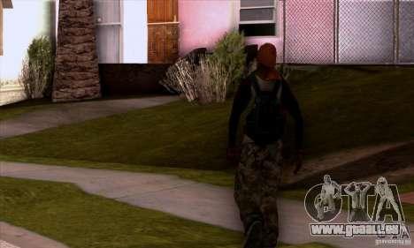 Pirate pour GTA San Andreas troisième écran