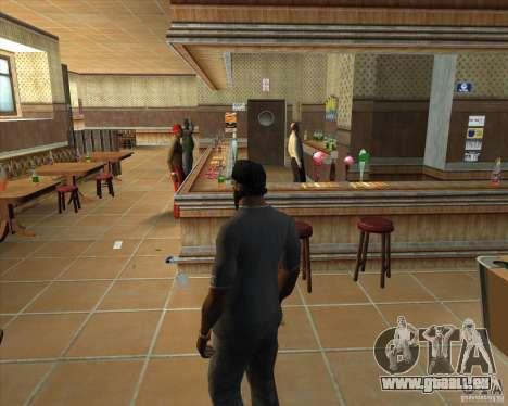 Salierys Bar für GTA San Andreas achten Screenshot