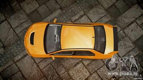 Mitsubishi Lancer Evolution VIII für GTA 4 Innen