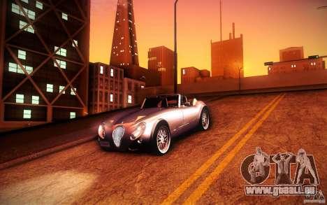 Wiesmann MF3 Roadster für GTA San Andreas Seitenansicht