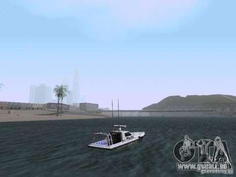 NEW Predator pour GTA San Andreas vue de droite