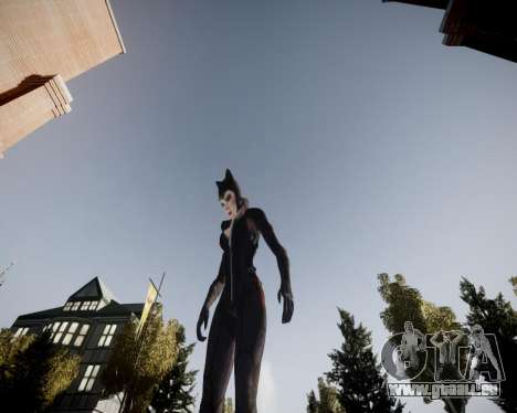 Catwoman v2.0 pour GTA 4 cinquième écran