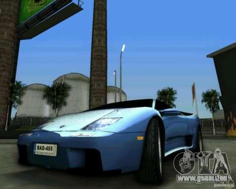 Lamborghini Diablo für GTA Vice City rechten Ansicht