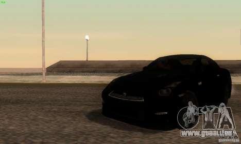 Ultra Real Graphic HD V1.0 pour GTA San Andreas troisième écran