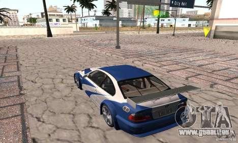 New Groove by hanan2106 pour GTA San Andreas septième écran