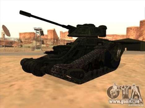 Tank aus dem Spiel TimeShift für GTA San Andreas