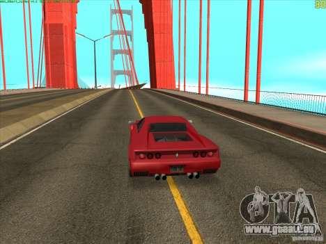 Takomskij Bridge (pont de Tacoma Narrows) pour GTA San Andreas troisième écran