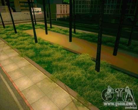 Neue Texturen aller Heiligen General Hospital für GTA San Andreas dritten Screenshot