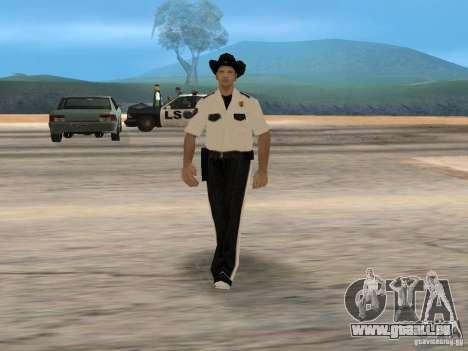 Cops skinpack pour GTA San Andreas