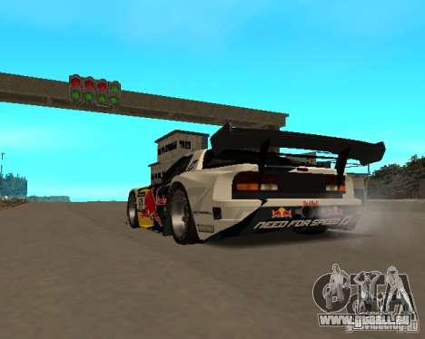 Mazda RX-7 FC - MadMike: Version.2 pour GTA San Andreas laissé vue