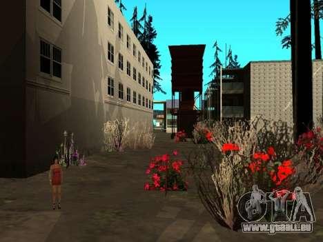 La Villa De La Noche v 1.0 pour GTA San Andreas deuxième écran