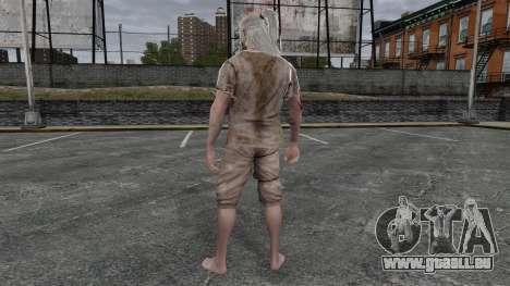 Geralt de Rivia v6 pour GTA 4 troisième écran