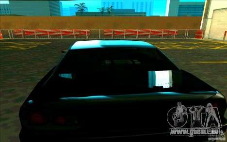 Enbseries qualitative pour GTA San Andreas deuxième écran