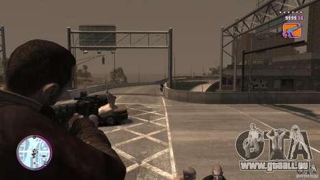 VC Style Radar/HUD (2 Skins) für GTA 4 sechsten Screenshot