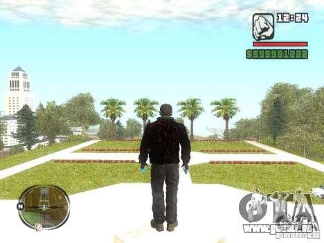 Niko Avatar pour GTA San Andreas deuxième écran