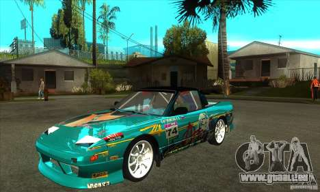 Nissan 200sx from Moscow Drift für GTA San Andreas