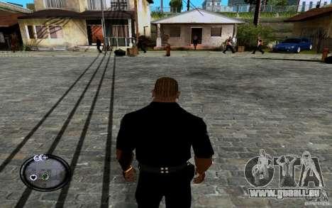 Neue CJ für GTA San Andreas dritten Screenshot