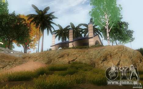 New Country Villa pour GTA San Andreas septième écran