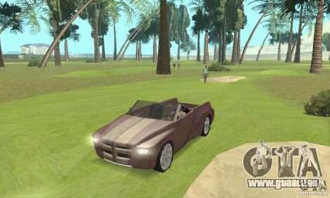 Dodge Sidewinder Concept 1997 pour GTA San Andreas