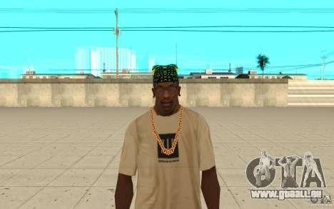 Bandana xbox pour GTA San Andreas