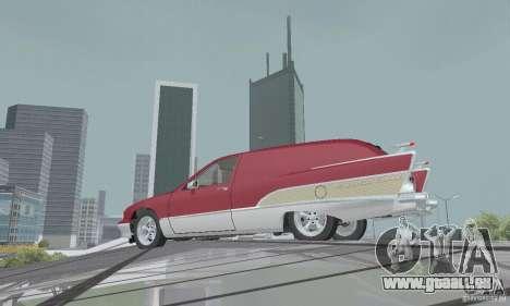 Chevrolet Caprice Majestic Nomad Custom 1992 für GTA San Andreas rechten Ansicht