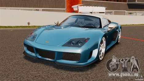 Noble M600 Bicolore 2010 für GTA 4