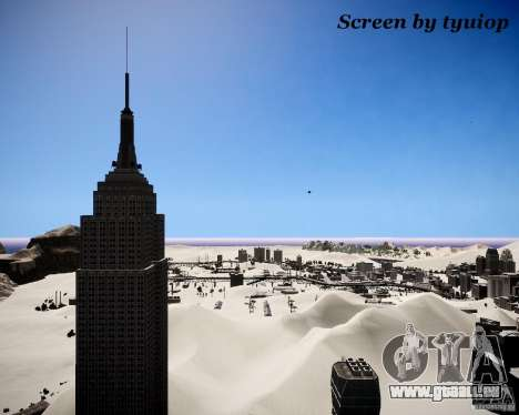 Desert Storm v1.0 pour GTA 4
