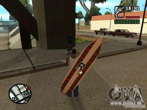 Cerf pour GTA San Andreas troisième écran