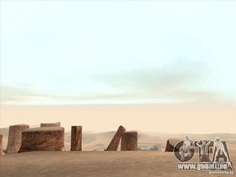 Eine realistische Timecyc für GTA San Andreas fünften Screenshot