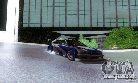 iPrend ENBSeries v1.1 BETA pour GTA San Andreas troisième écran