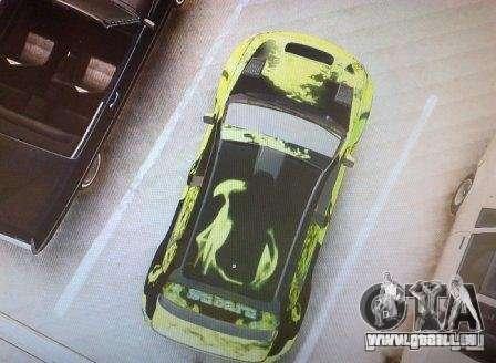 Subaru Impreza WRX pour GTA 4 Vue arrière de la gauche