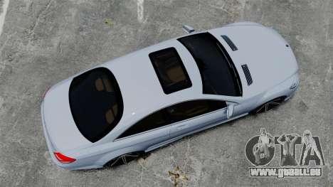 Mercedes-Benz CL65 AMG v1.1 pour GTA 4 est un droit