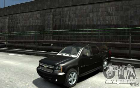 Chevrolet Suburban 2008 (beta) für GTA 4