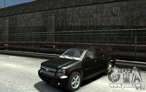 Chevrolet Suburban 2008 (beta) für GTA 4